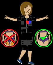 Definierten Körper aufbauen